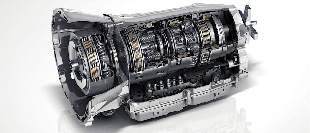 Ремонт автоматической коробки передач (АКПП)